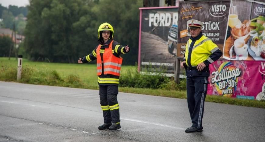 Verkehrsreglerausbildung