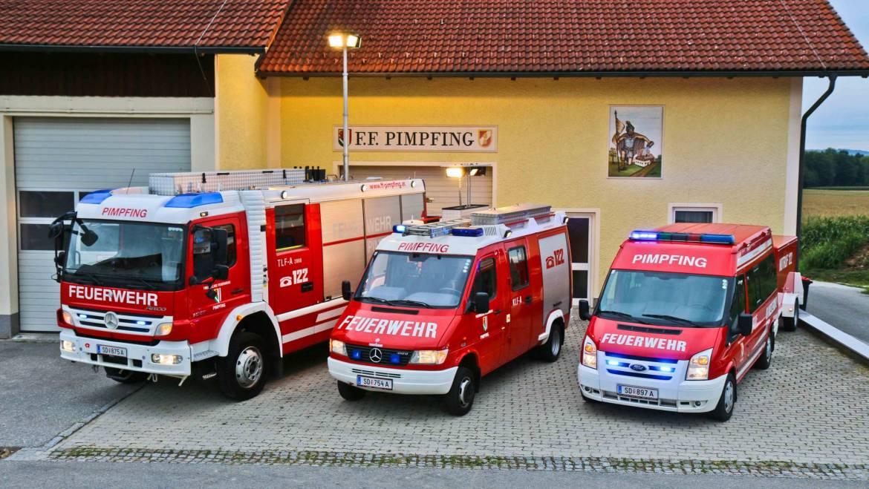 Brandverdacht in Andorf