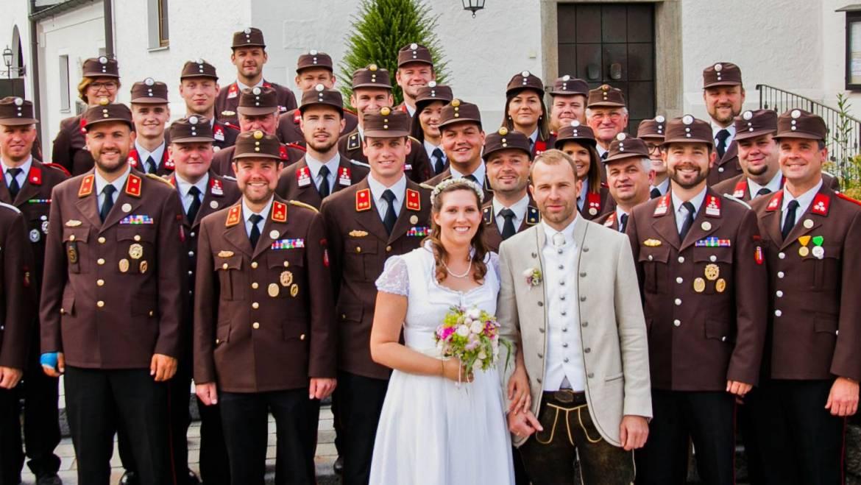 Hochzeit Susanne und Klaus