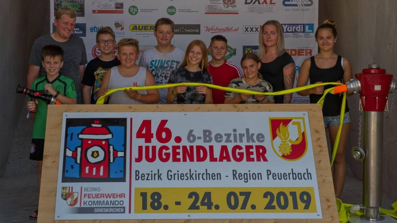 Jugendlager in Peuerbach