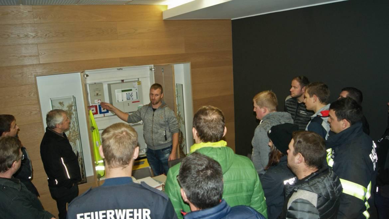 Monatsübung Brandschutzpläne und Brandmeldeanlagen
