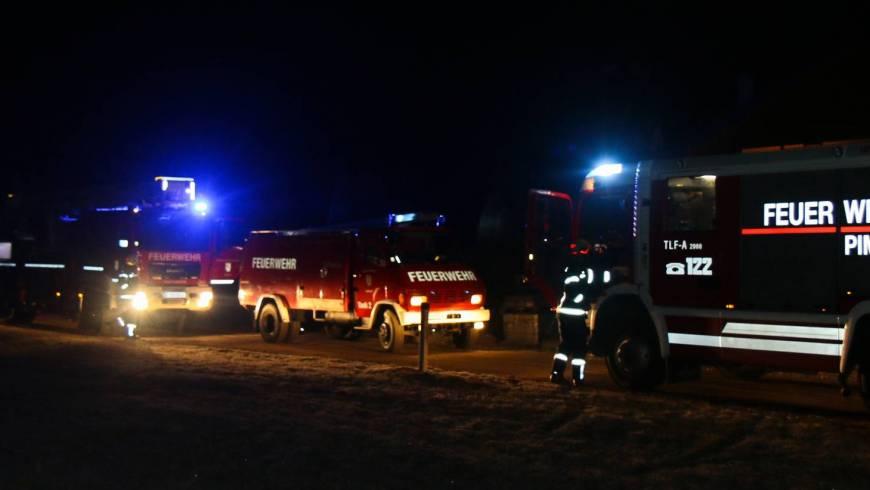 Küchenbrand in der Ertlsiedlung