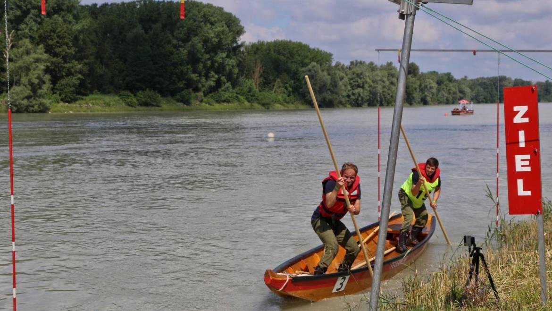 59. Landeswasserwehr-Leistungsbewerb in St.Florian am Inn